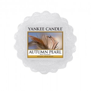 Wosk zapachowy Autumn pearl - Yankee Candle