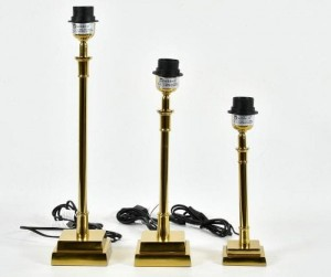 Deluxe gold Lampa 2C