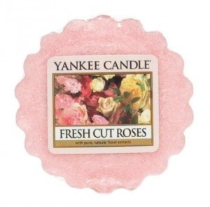 Wosk zapachowy Fresh cut roses® - Yankee Candle