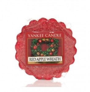 Wosk zapachowy Red apple wreath - Yankee Candle