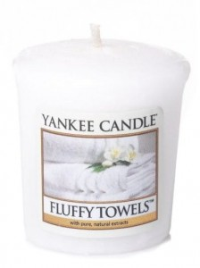 Świeca Votive Fluffy towels™ - Yankee Candle