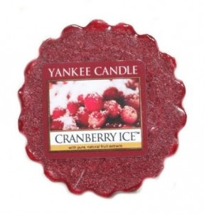 Wosk zapachowy Cranberry ice - Yankee Candle