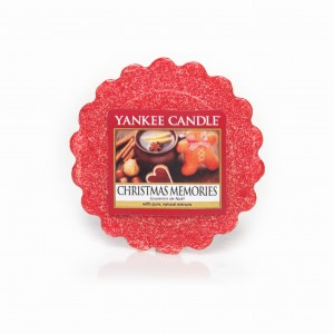 Wosk zapachowy Christmas memories - Yankee Candle