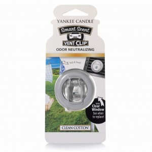 Vent clip Clean cotton® - Yankee Candle