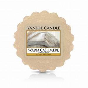 Wosk zapachowy Warm cashmere - Yankee Candle