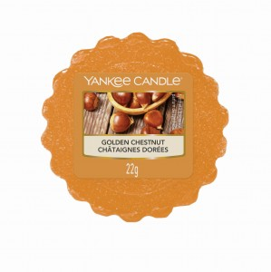 Wosk zapachowy Golden chestnut - Yankee Candle