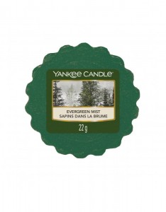 Wosk zapachowy Evergreen mist - Yankee Candle