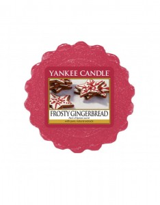 Wosk zapachowy Frosty gingerbread - Yankee Candle