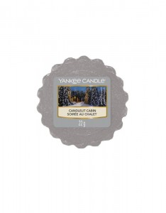 Wosk zapachowy Candlelit cabin - Yankee Candle