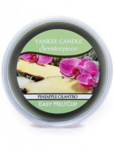 Wosk zapachowy Melt Cup Scenterpiece™ Company Pineapple Cilantro - Yankee Candle