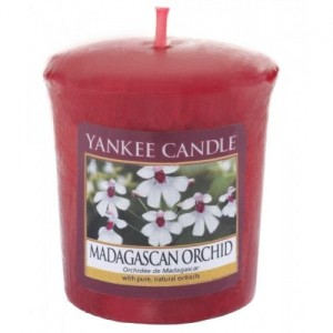 Świeca Votive Madagascan Orchid - Yankee Candle