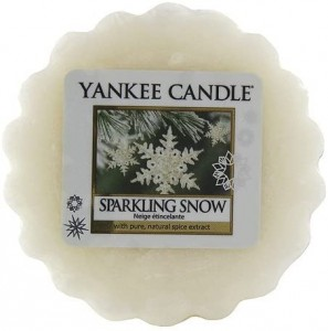 Wosk zapachowy Sparkling Snow - Yankee Candle