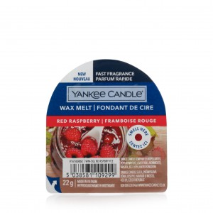 Wosk zapachowy Red Raspberry - Yankee Candle