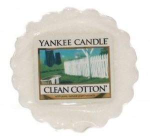 Wosk zapachowy Clean cotton® - Yankee Candle