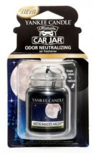 Zapach do samochodu Car jar® ultimate Midsummer's night® - Yankee Candle