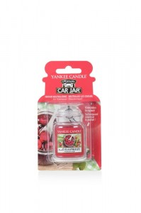 Zapach do samochodu Car jar® ultimate Red raspberry - Yankee Candle