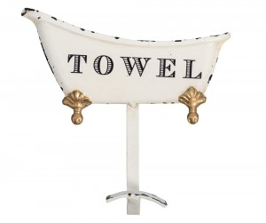 Retro Wieszak Towel