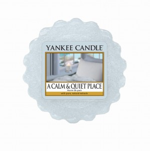 Wosk zapachowy A calm & quiet place - Yankee Candl